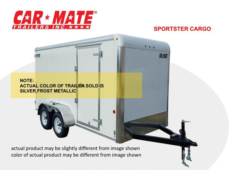 2020 Car Mate Trailers CM612EC Enclosed Cargo Trailer