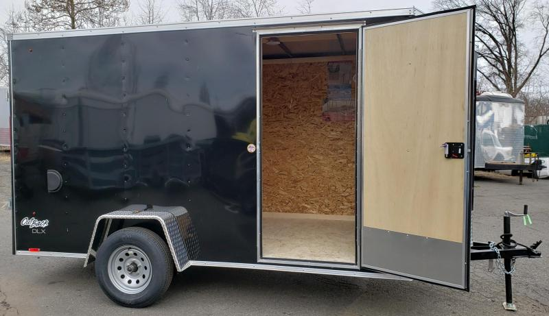 2021 Pace American 6 X 12 Outback Deluxe Light Duty Cargo Trailer