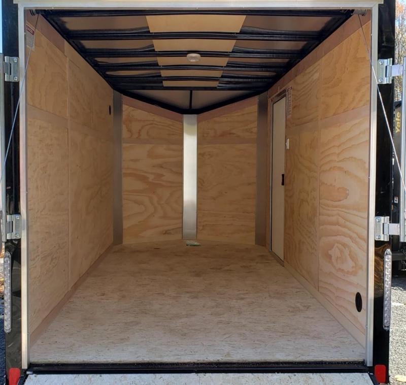 2020 United Trailers 6 X 12 Cargo Trailer XLV