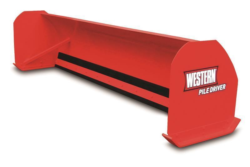 Western PILE DRIVER Backhoe