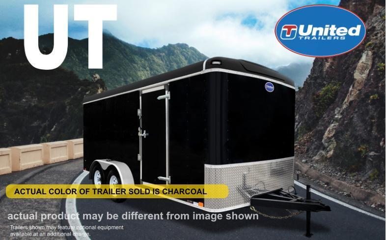2021 United Trailers 6 X 12 Cargo Trailer UT