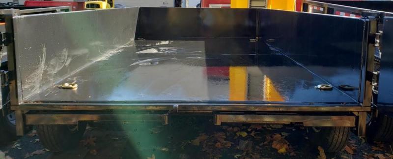 2020 Cam Superline 6.8 X 12 Advantage Series HD Low Profile Dump Trailer