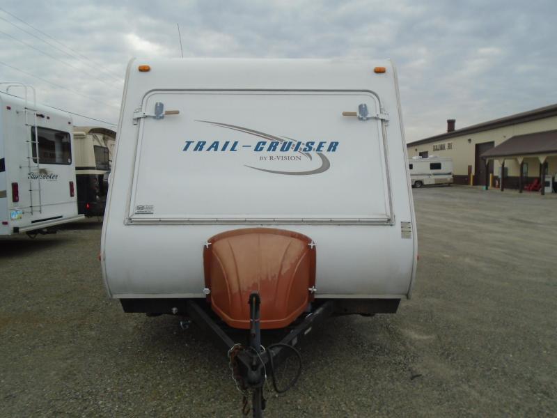 2009 R VISION TRAILCRUISER C191 Travel Trailer RV