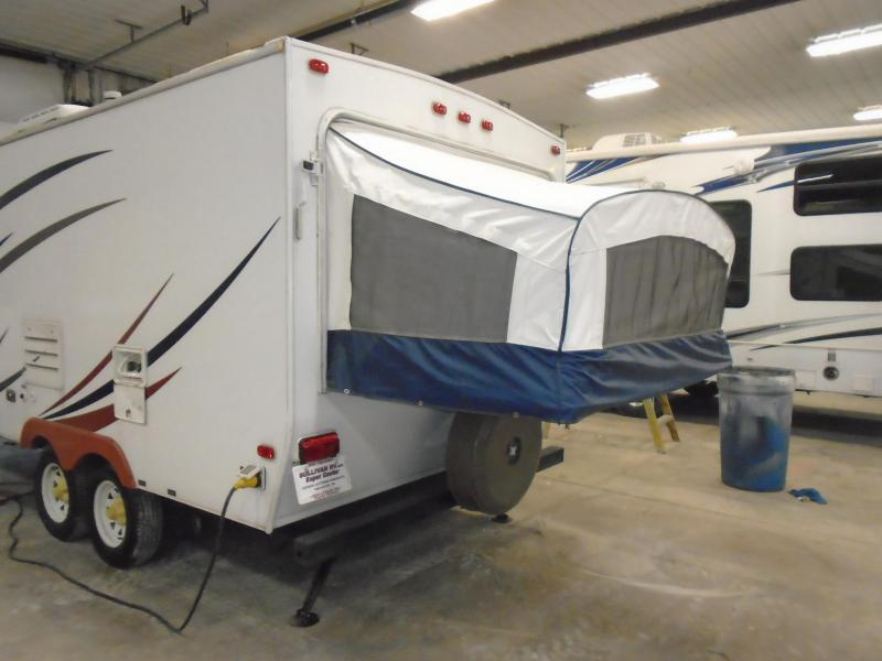 2009 R VISION TRAILCRUISER C191 Travel Trailer RV