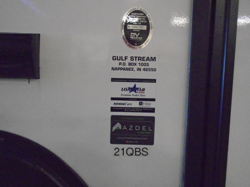 2021 Gulf Stream ENVISION 21QBS Travel Trailer RV