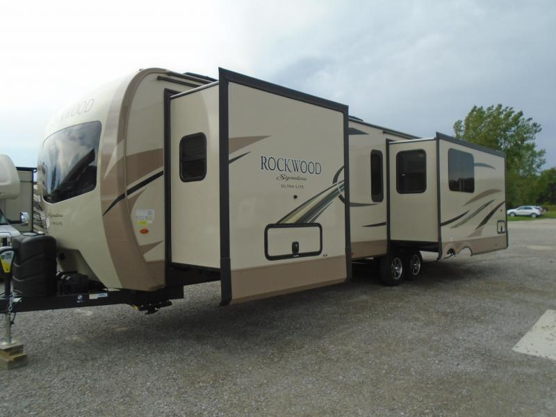2019 Forest River ROCKWOOD 8332BS * S O L D *