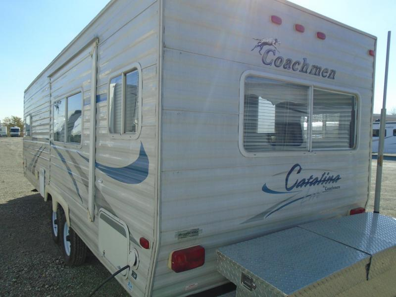 2004 Coachmen Catalina m-267 RDS Travel Trailer