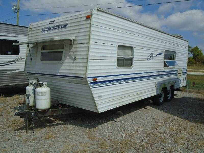 2000 Starcraft Starcraft 24RK Travel Trailer