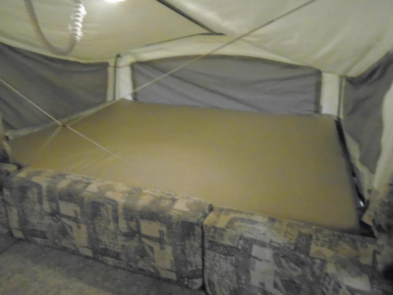 2002 Kz  COYOTE 23C Expandable Camper Trailer RV