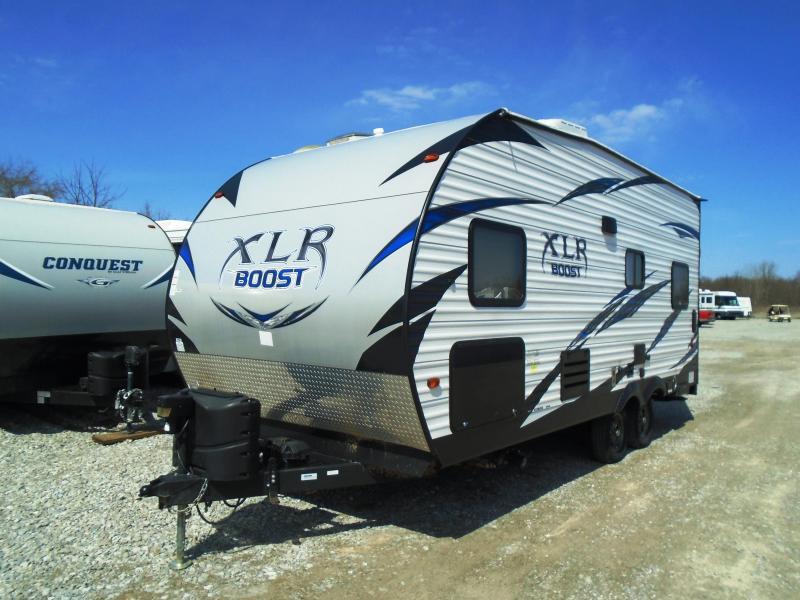 2017 Forest River XLR BOOST M-20CB TT /Toyhauler