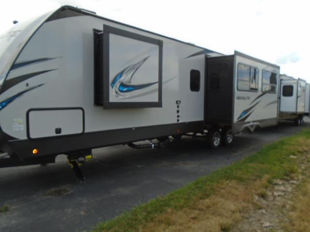 2019 Keystone RV AEROLITE 3153ML Travel Trailer