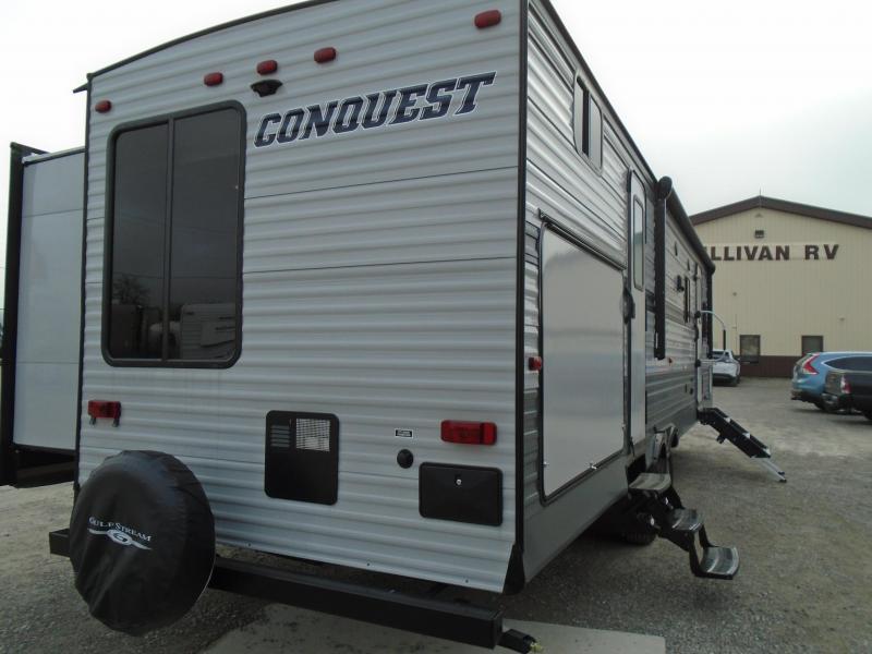 2020 Gulf Stream Conquest 265SBW Travel Trailer RV
