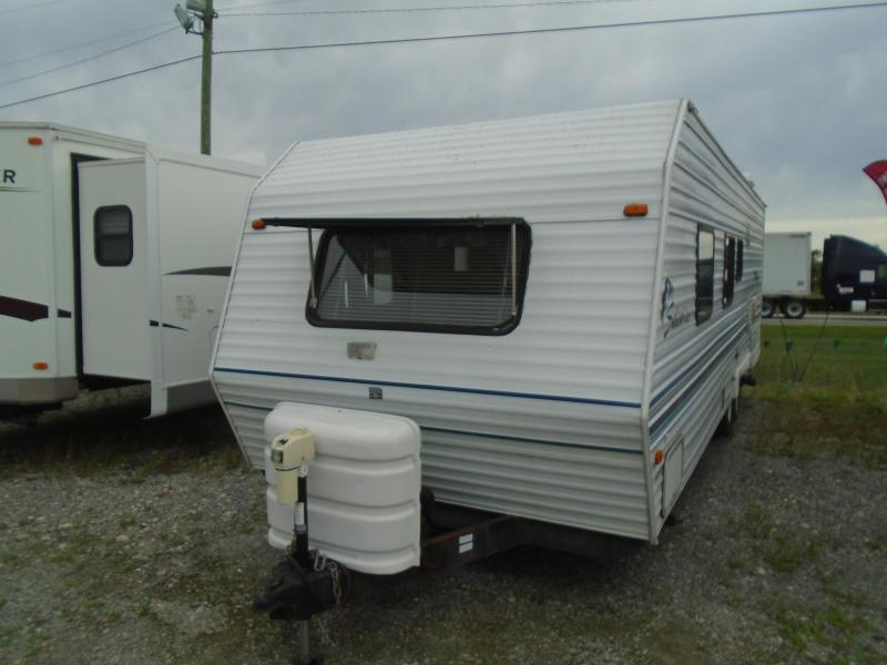 2000 Forest River SALEM27BH Travel Trailer