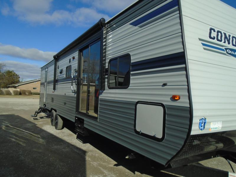 2021 Gulf Stream Conquest 36FRSG Travel Trailer RV