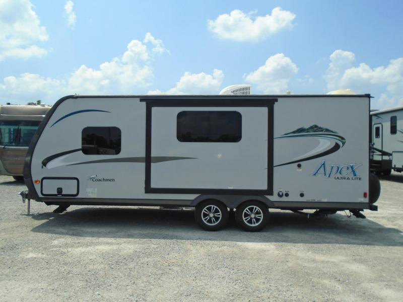 2015 Coachmen APEX Ultra-lite 215RBK Travel Trailer