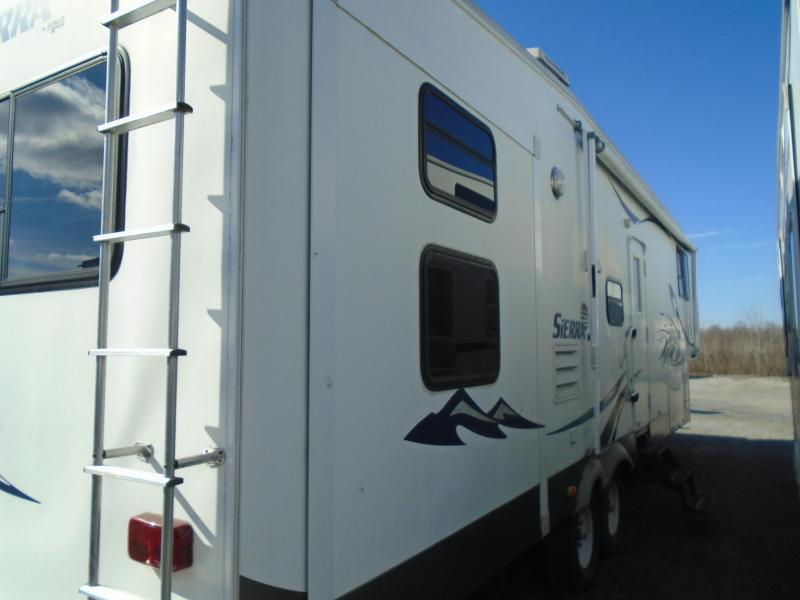 2007 Forest River SIEERA M-315BHT Fifth Wheel Campers RV