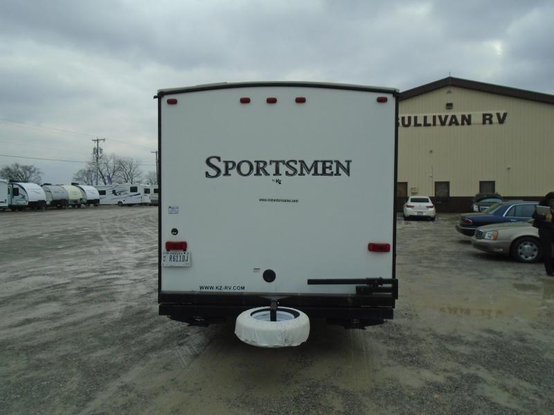 2016 Sportsmen M-280BHSS Travel Trailer RV