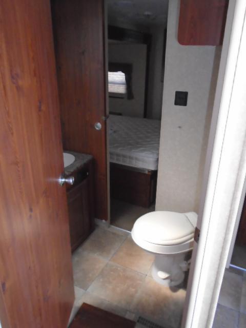 2011  Rockwood  WINDJAMMER 3065W Travel Trailer