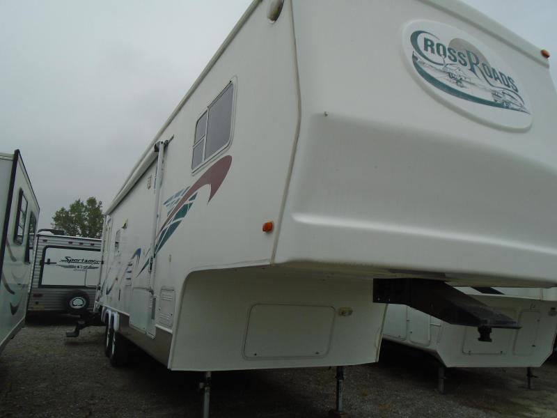 2003 CrossRoads RV Paradise Pointe Fifth Wheel