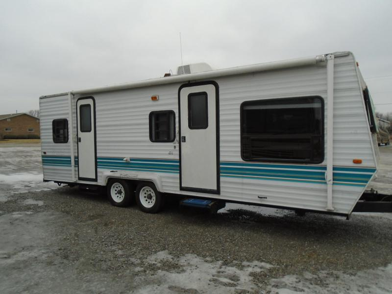 1999 Gulf Stream Conquest CONQUEST26FKD Travel Trailer RV