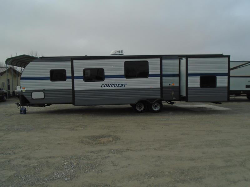 2020 Gulf Stream Conquest 323TBR Travel Trailer RV