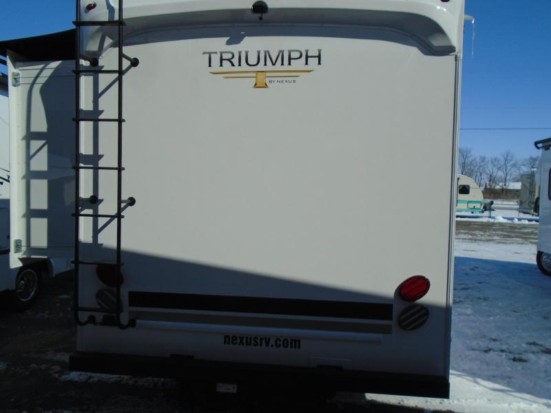 2021 Nexus RV  TRIUMPH Class C RV