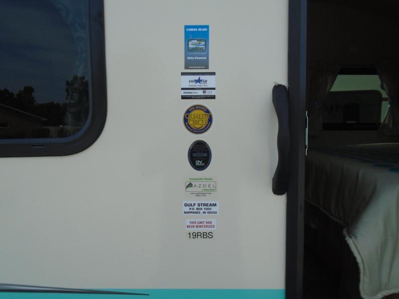 2020 Gulf Stream VINTAGE CRUISER 19RBS Travel Trailer