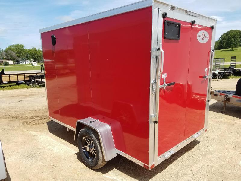 2020 Sport Haven ACS610S65-R Enclosed Cargo Trailer