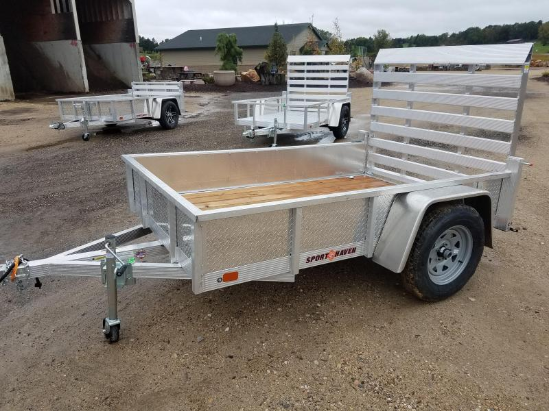 2020 Sport Haven AUT508S Utility Trailer