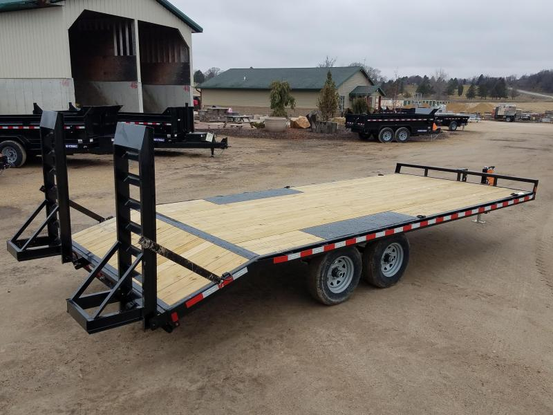 2020 Sure-Trac 8.5 X 17 + 3FT Beavertail Deckover  10k