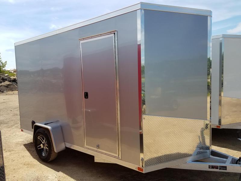 2020 Sport Haven ACS712S-S Enclosed Cargo Trailer