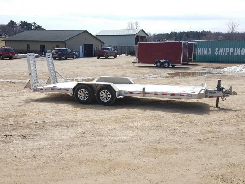 2017 Aluma 80x20 14K Car/Equipment Hauler Equipment Trailer