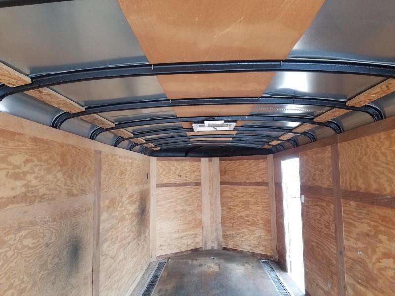 2014 Sure Trac 7x16 10 000lbs Enclosed Cargo Trailer C