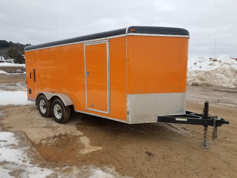 2014 Sure-Trac 7x16 10.000lbs Enclosed Cargo Trailer
