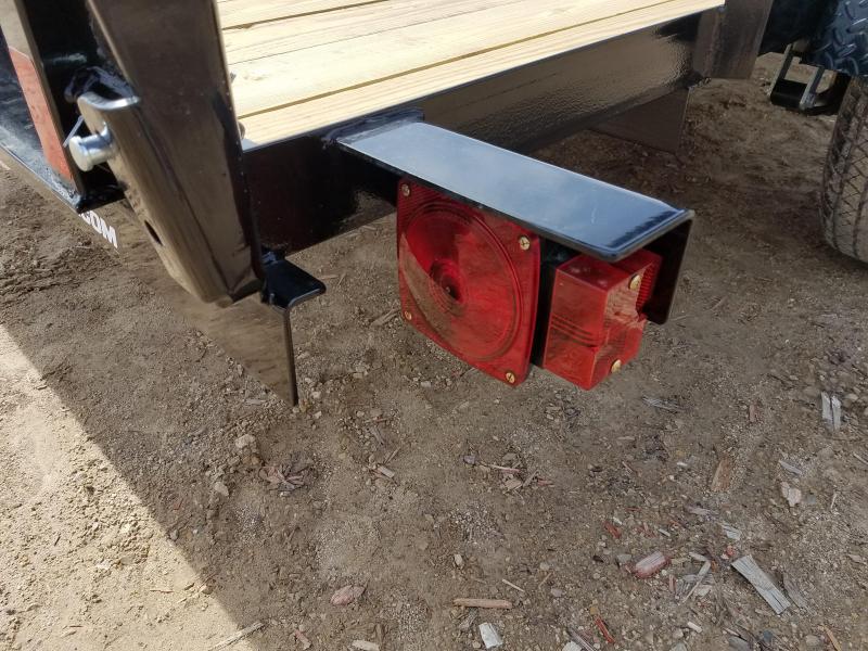 2020 Sure-Trac 6 x 10 Angle Iron Utility  3k Idler