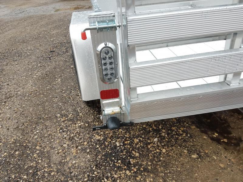 2020 Sport Haven AUT508DS-F Utility Trailer
