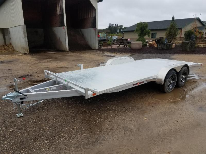 2020 Sport Haven AHD2010TD Car / Racing Trailer
