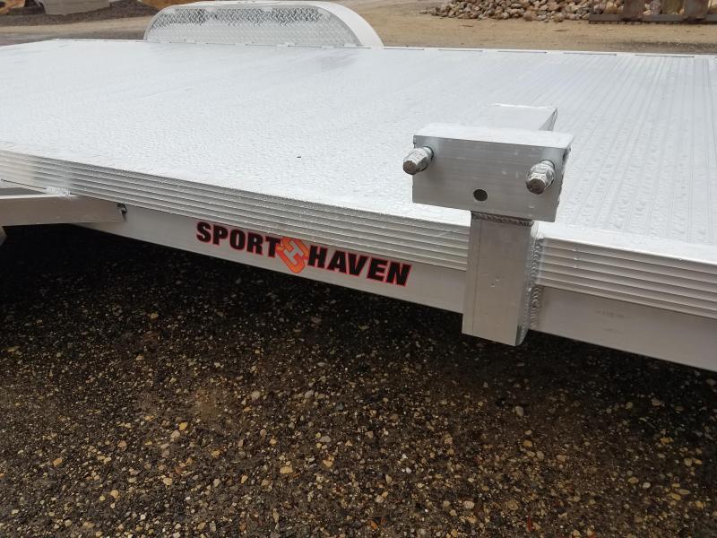2020 Sport Haven AHD2010TD Car / Racing Trailer