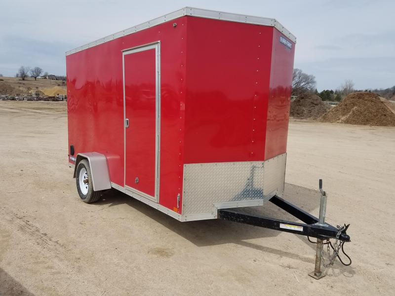 2016 Sure-Trac 6x12 3.5k Enclosed Cargo Trailer