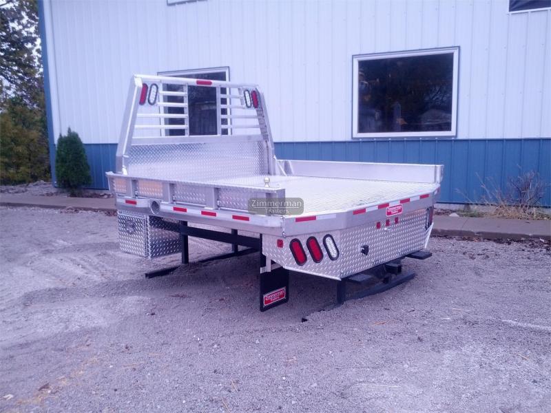 2019 Zimmerman 84x84 Aluminum Truck Body