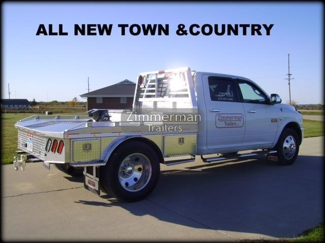 2019 Zimmerman 97x102 Town & Country Truck Body