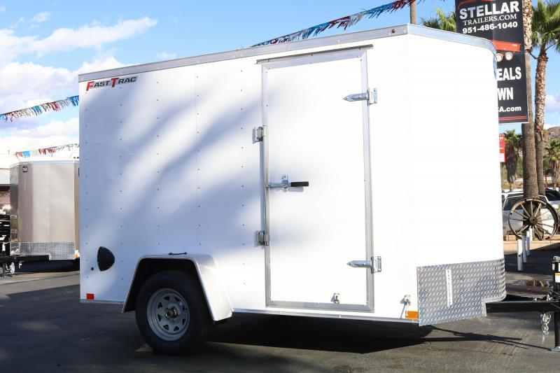 2020 Wells Cargo 6x10x7 Enclosed Cargo Trailer
