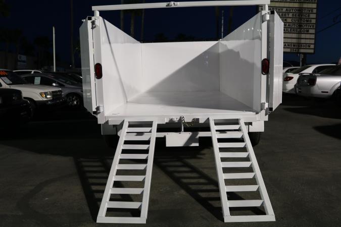 2020 Stellar 8x12x4 Dump Bed