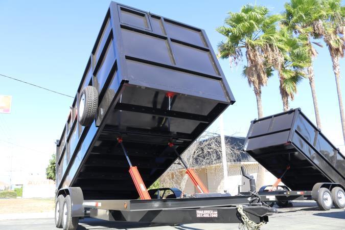 2020 Stellar 8x14x4 10K Dump Bed