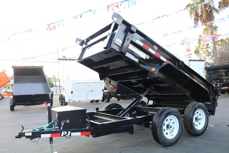 2020 PJ Trailers 5x10x2 Dump Trailer