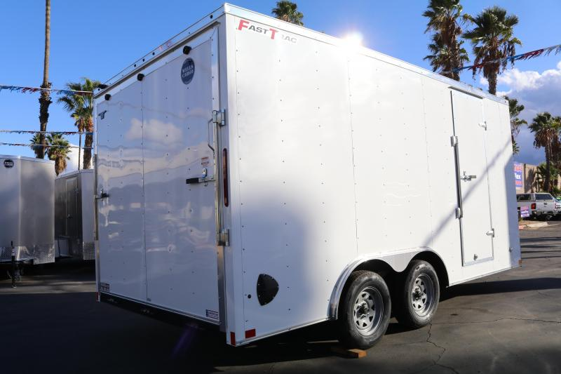2020 Wells Cargo 85x16x7 Enclosed Cargo Trailer