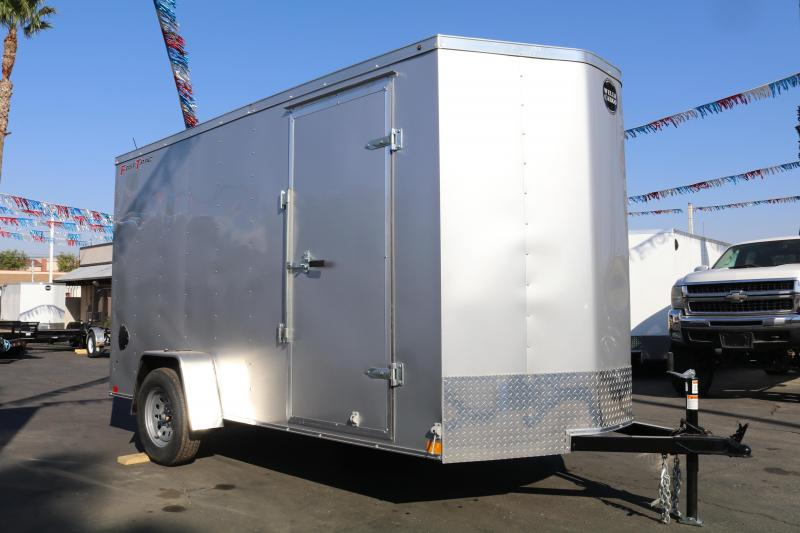 2020 Wells Cargo 6x12x83 Enclosed Cargo Trailer