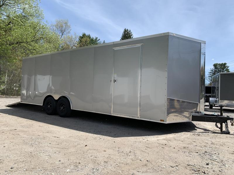 "2020 Spartan 8.5X24 +2ft V trailer/6"" extra height 9990 gvwr"