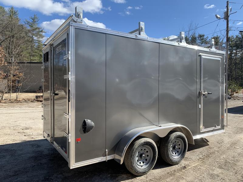 2020 EZ Hauler 7X14 +2ft v ULTIMATE Contractor Package/extra height