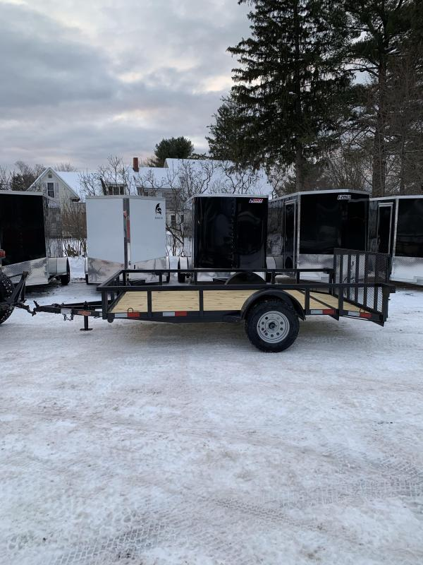 SALE 2019 D2E Trailer 6x12 dove tail 2990gvwr single axle